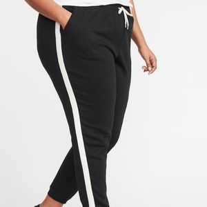 NWT Old Navy Plus Size  3x French Terry Joggers!!!